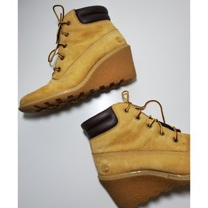 Timberland | Wedged Boots